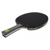 Killerspin Jet Black Table Tennis Racket