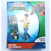 Hedstrom 56-82593-1P 110cm . Ultimate Spiderman Bop Bag