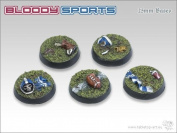 25mm Round Base - Bloody Sports New
