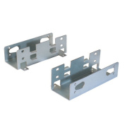 Internal 7.6cm x 6.4cm Hard Drive to 13cm Metal Mounting Kit