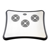 Super Cooling Pad with 3 Fans for Notebook Laptop
