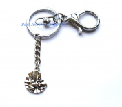 Frog keychain, Valentine's Day keychain, love keychain,friend keychain