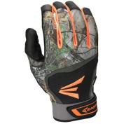 Easton HS7 Men's Batting Gloves Realtree Camo XL