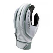 Worth Legit Fastpitch Batting Glove, White, Size Medium