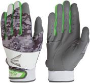 Easton Adult Mako Torq Elite Batting Gloves Green, Small