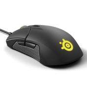 Steelseries Sensei 310 Optical Gaming Mouse (Black)  - 8 Programmable Buttons, 16.8 million Colour ,