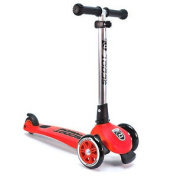 Scoot And Ride Highwaykick 3 (kids Adjustable 3 Wheel Scooter Toy) - Red