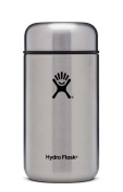 Hydro Flask 530ml Leak Proof Double Wall Vacuum Insulated Stainless Steel BPA Free Food Flask Thermos Jar, Kiwi