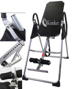 Professional Inversion Table - Reduce Back Pain, Stress and Improve Posture And Flexibility .