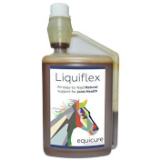 Equicure Liquiflex 1 Litre - An Easy-to-feed Natural Support For Joint Health