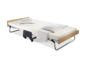 JAY-BE J-Bed Folding Guest Bed with Memory Foam Mattress