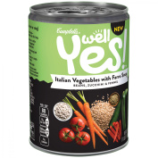 Campbell's Well Yes! Italian Vegetables with Farro Soup 480ml