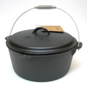 Old Mountain 7.6l Dutch Oven With Dome Lid 0166-10112