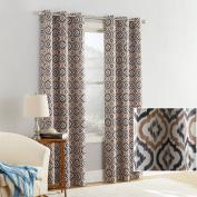 Mainstays Sachi Blackout Energy Efficient Grommet Curtain Panel