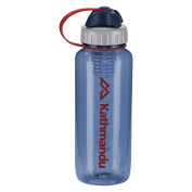 Kathmandu Travel Camping Sport Water Drink Bottle With Charcoal Filter 650ml New