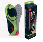 Sorbothane Insoles Shock Stopper Single Strike Comfort Foot Sporting