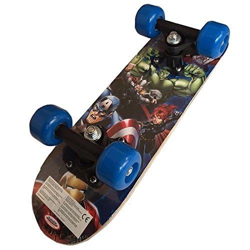 c079e62fce New Marvel Avengers Assemble Childrens Kids Small Skateboard Toy