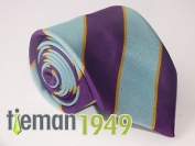 Pony Club Teenager Equestrian Tie 130cm Long British Horse Show Tie