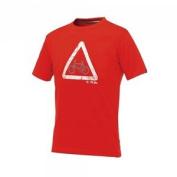 Dare 2b Mens Casual Cycling Biking Side Track T-shirt - Red - Xs * *