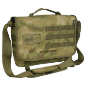 Wisport Pathfinder Shoulder Bag Laptop Case Cordura Molle A-tacs Foliage Green