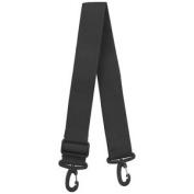 Maxpedition 3.8cm Nylon Shoulder Strap Webbing 360° Rotating Duraflex Clips Black