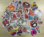 100x Vinyl Decal Graffiti Sticker Bomb For Car Luggage Laptop Skate Waterproof