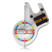 Silva Race S Jet White Camping Outdoors Direction Compass Navigation Right