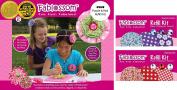Fabric Fablossom Starter Kit Plus Purple & Red Refill Kits