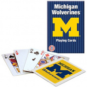 Officially Licenced NCAA Michigan Playing Cards