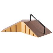 Tech Deck - Build-A-Park - Flat Ramp Grind Rail
