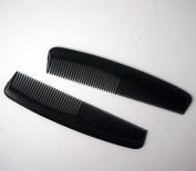 20cm Plastic Heavy Wave Comb