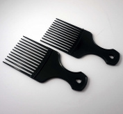 18cm Plastic Pick Comb