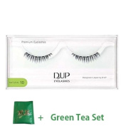 D.U.P False Eyelashes Premium Natural - 10