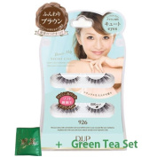 D.U.P False Eyelashes Secret Line Brown Mix - Cute Eyes 926