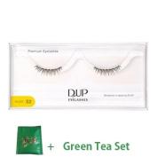 D.U.P False Eyelashes Premium Nude - 02