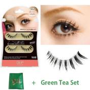 D.U.P False Eyelashes Deux - Girly Eyes 908