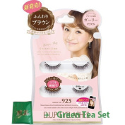 D.U.P False Eyelashes Secret Line Brown Mix - Girly Eyes 925