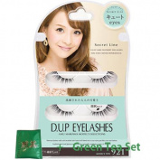 D.U.P False Eyelashes Secret Line - Cute Eyes 921