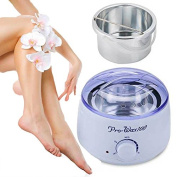 Grandey Hair Removal Tool epilator Warmer Wax Heater Professional Mini SPA Hand Epilator Feet Paraffin Wax Machine Temperature Control