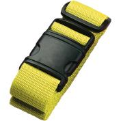 Neon Travel Belt, Yellow