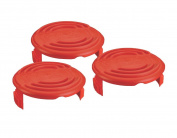 Black & Decker RC-100-P 3P spool bump cap cover string trimmer NST2118 385022-03