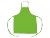 KNG Child's Apron Small Lime Green