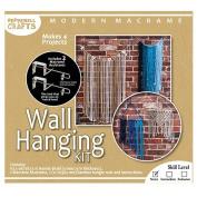 Modern Macrame Wall Hanging Kit