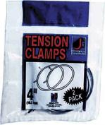 2tc4 10cm Tension Clamp 2/Pk