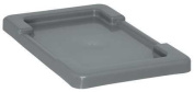 43cm - 0.6cm Cross Stack Tote Lid, Grey ,Quantum Storage Systems, LID1711GY
