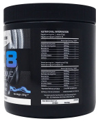 AC8 Xtreme   Blue Raspberry   Pre Workout Supplement   Energy & Muscle   20-40 Servings   300 grammes