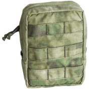 Helikon General Purpose Cargo Molle Pouch Army Tactical Webbing A-tacs Fg Camo