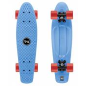 Xootz Kid's Retro Plastic Complete Cruiser Skateboard