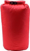 Trekmates Dryliner Lightweight Durable Roll Top Dry Bag Sack - 8l | Scarlet Red