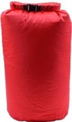 Trekmates Dryliner Lightweight Durable Roll Top Dry Bag Sack - 3l | Scarlet Red